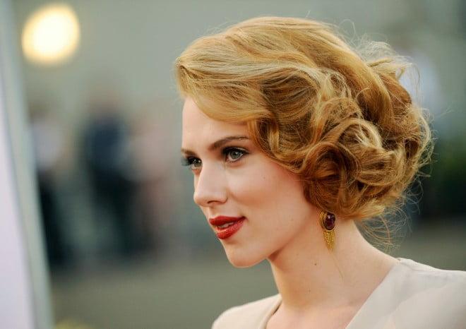 Actrița Scarlett Johansson, Foto: filmcelebritiesactresses.blogspot.ro