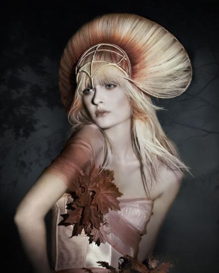 Textura părului pare o imitație de satin, Foto: blog.frisorska.se
