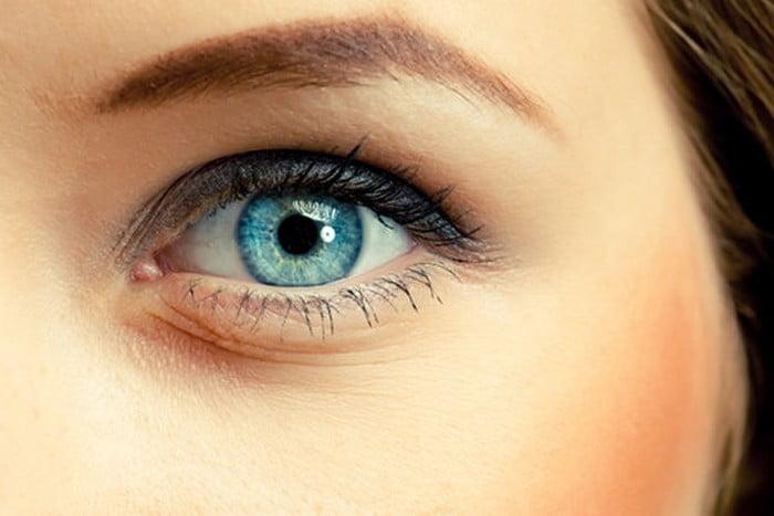 tulburări vizuale permanente