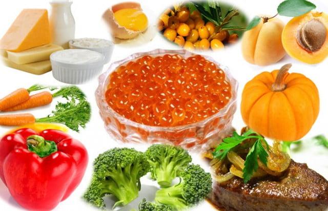 Surse alimentare de vitamina E, Foto: monnaliza.ru