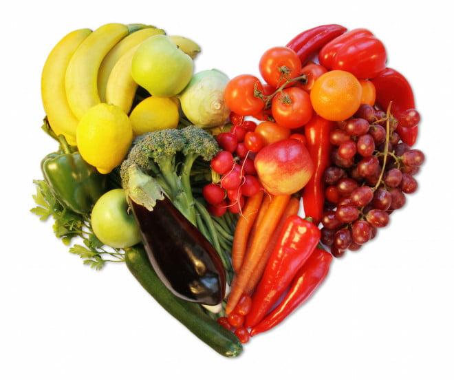 Alimentația corectă pentru menținerea sănătății inimii, Foto: caloriesinandcaloriesout.com