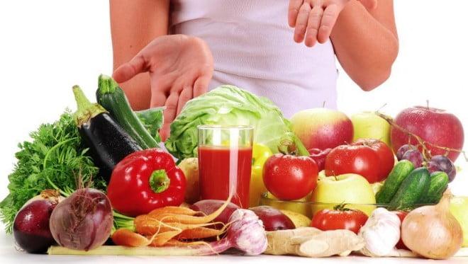 Alimentația sănătoasă, bogată în fructe și legume, Foto: medicina.finance.si