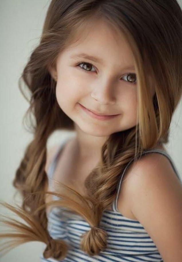 Coafură deosebită pentru fetiță, Foto: designmag.fr