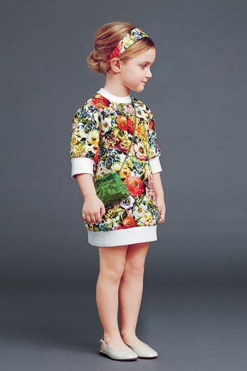 Coafură pentru fetițe, Foto: thegioitre.vn