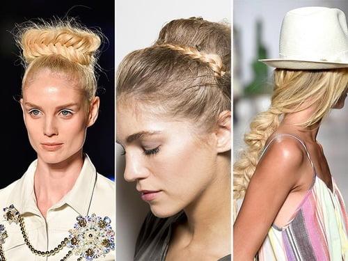 Coafuri trendy la modă în acest an, Foto: ilovehanainc.tumblr.com