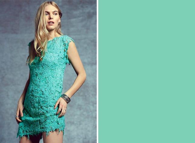 Culoare în tendințele modei din acest an, Foto: brit.co