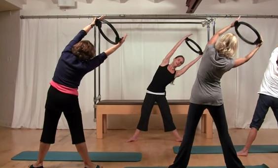 Exercițiu Pilates