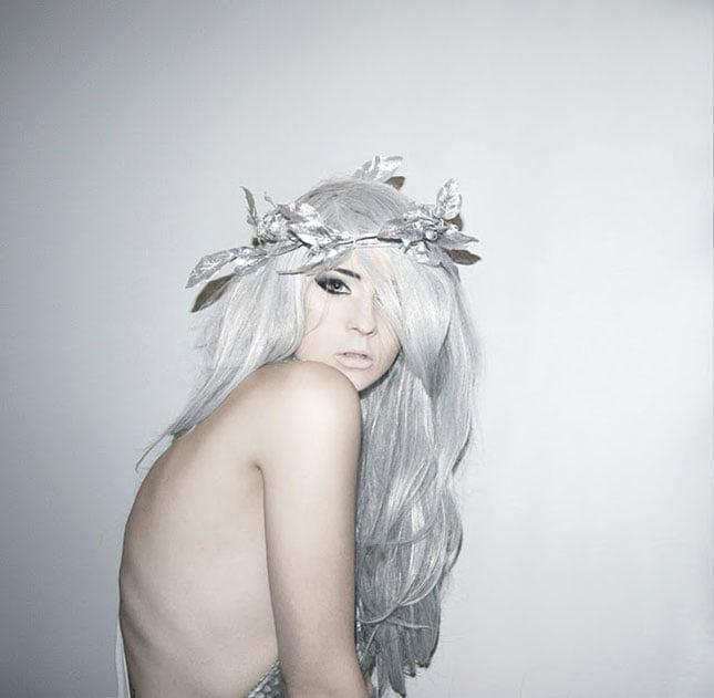 Gri-argintiu la modă în acest an, Foto: brit.co