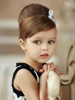 Idee de coafură pentru fetiță, Foto: williambryce.com