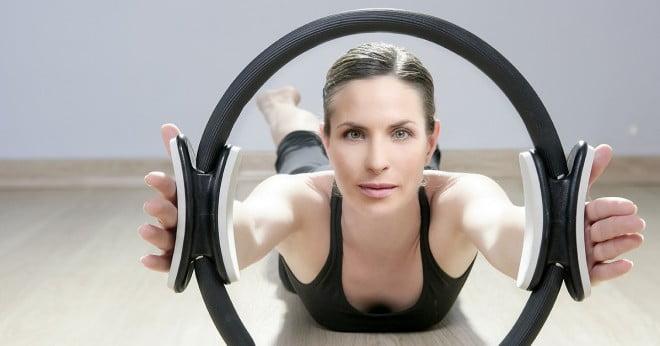Inelul pentru Pilates, Foto: plus.google.com