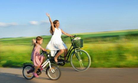 Mersul pe bicicletă tonifică musculatura corpului, Foto: tipeez.com