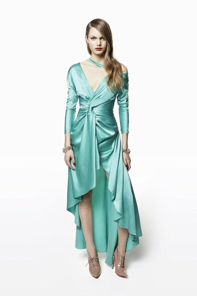 Moda Blumarine în anul 2015, Foto: vogue.com