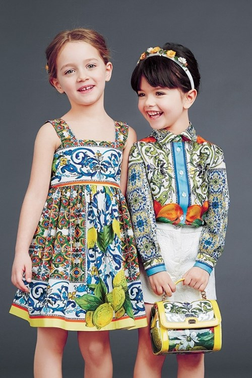 Moda Dolce&Gabbana din acest an, Foto: thegioitre.vn
