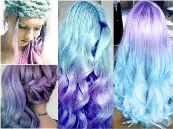 Nuanțe pastelate pentru păr, Foto: blog.vpfashion.com