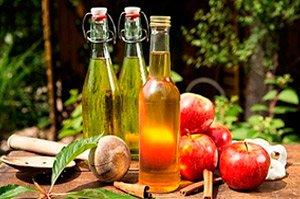 Oțet de mere, Foto: zasolka.nazametkyvsem.ru
