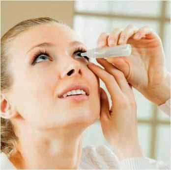 Picăturile de ochi ajută în tratamentul sindromului de ochi uscat, Foto: uniqsoblog.blogspot.ro