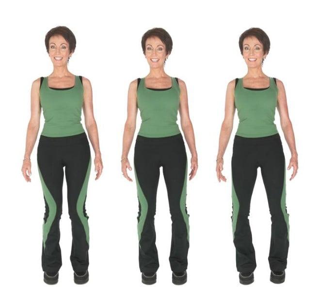 Poziția corectă a corpului, Foto: kitchenstewardship.com