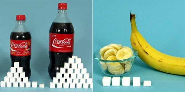 Prea mult zahăr în băuturile carbogazoase, Foto: goovite.com