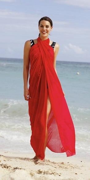 Roșu mereu la modă, Foto: modnohod.ru