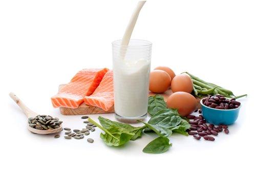 Surse alimentare de vitamina D, Foto: sloncewpigulce.pl