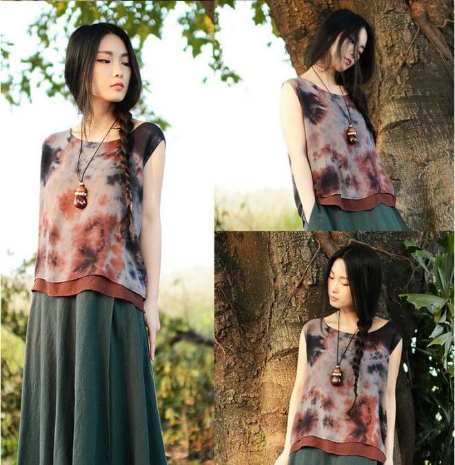 Tendințele modei la tricouri damă în anul 2015, Foto: newfashiondreams.com
