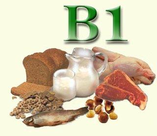 Vitamina B1, Foto: vsemagi.ru