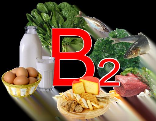Vitamina B2, Foto: vsemagi.ru