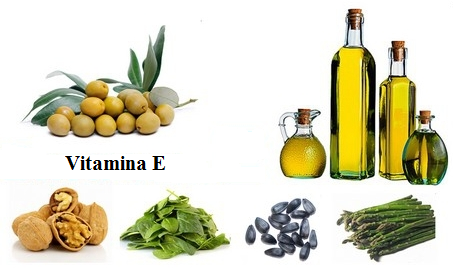 Surse de vitamina E, Foto: vitaminodin.ru