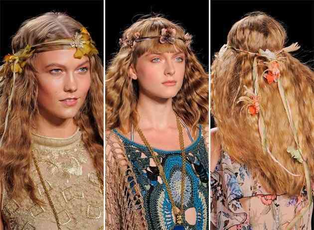 Accesorii de păr pentru vara anului 2015, Foto: allnewhairstyles.com