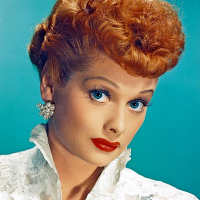 Actrița Lucille Ball, Foto: biography.com