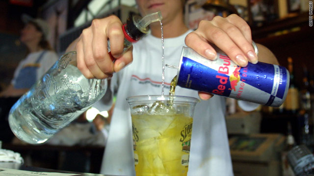 Alcool și băuturi energizante, Foto: bridgewaybh.com