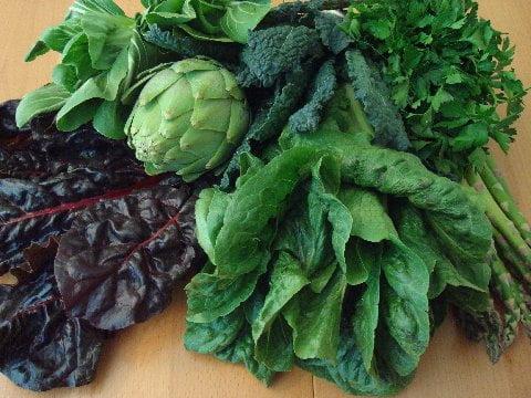 Alimente cu frunze verzi, Foto: hidrateh2o.com
