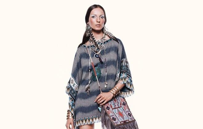 Bijuterii cu aspect tribal, Foto: http: en.vogue.fr