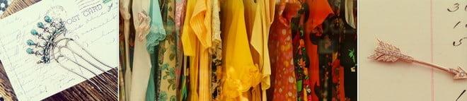 Bijuterii retro Erica Weiner, care amintesc de moda secolului al XVIII-lea, Foto: http: en.vogue.fr