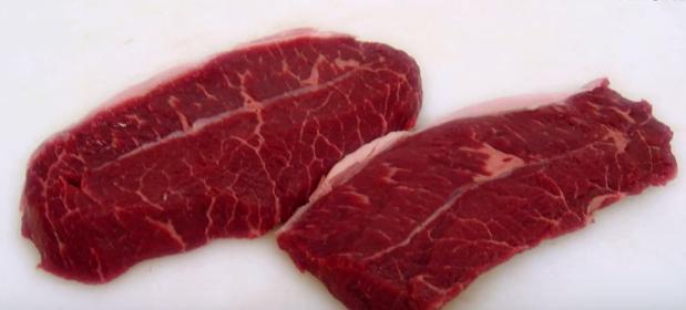 Carnea de porc și organele au vitamina B5