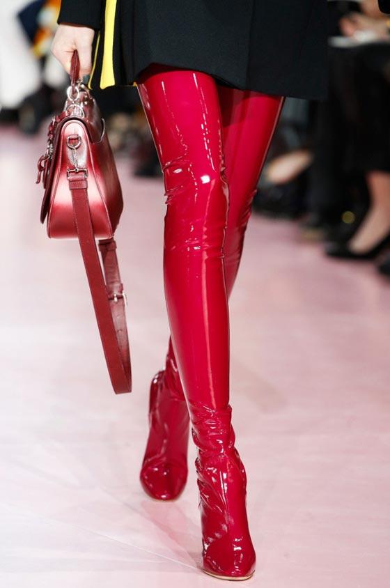 Cizme Christian Dior, Foto: anazahra.com