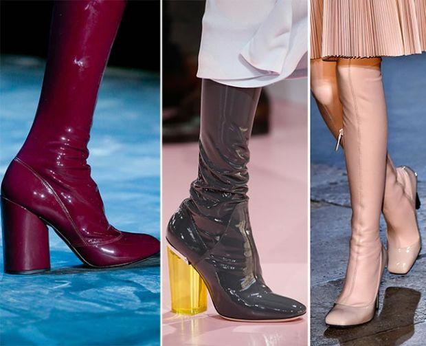 Cizme din latex, Foto: fashionisers.com