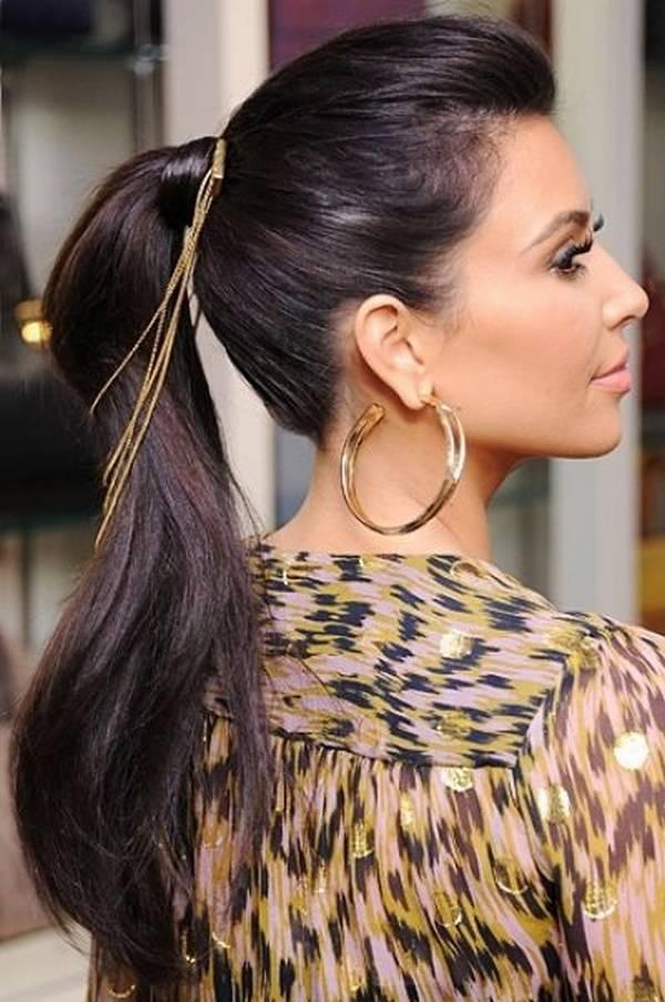 Coafură în tendințele modei din acest an, Foto: shelookbook.com