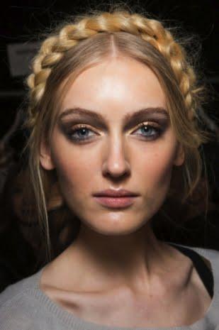 Coafură elegantă, Foto: marieclaire.it