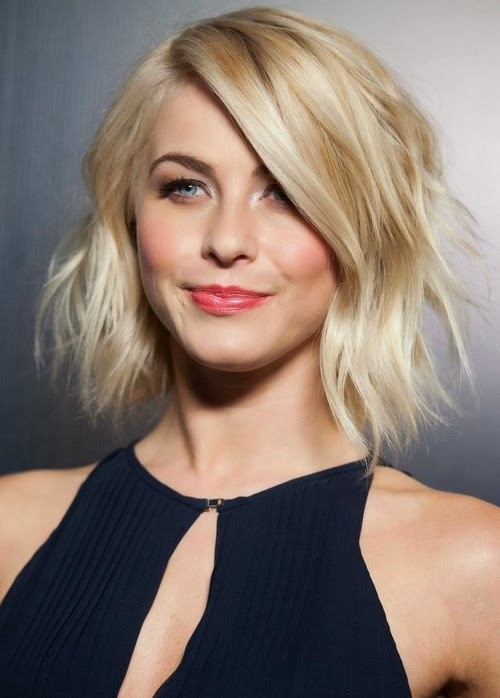 Coafură pentru păr mediu, Foto: hair-styles-new.com