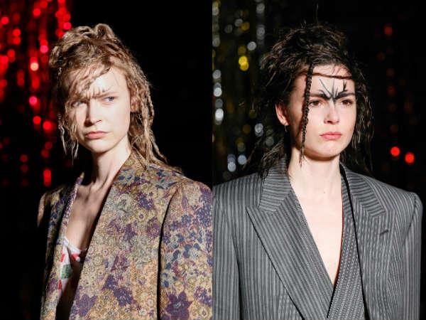 Coafuri cu împletituri la modă în sezonul următor, Foto: afmu.net