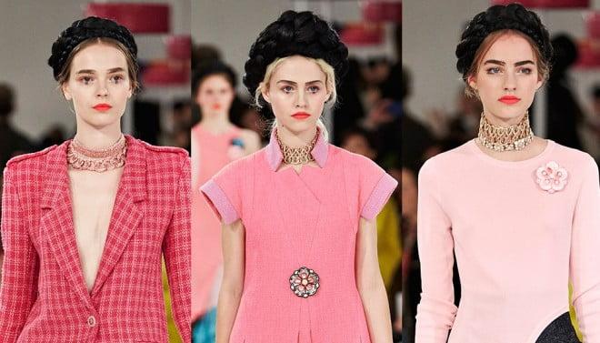 Coliere Chanel, Foto: http: en.vogue.fr