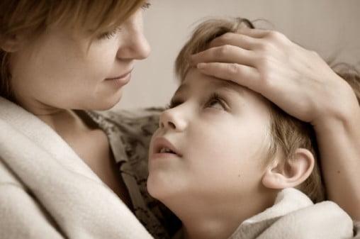 Epilepsia infantilă, Foto: allergykids.com