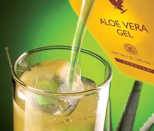 Gel de Aloe vera, Foto: forever.com.ro