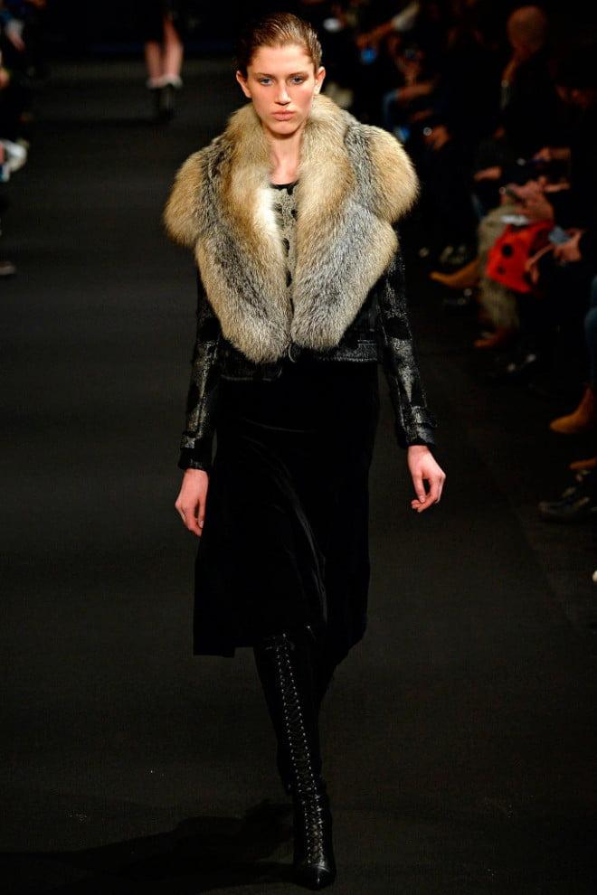 Guler din blană, moda Altuzarra, Foto: jennacalderone.com