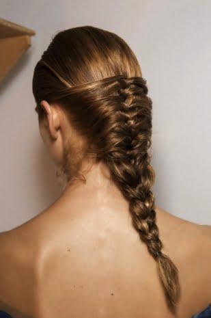 Impletituri în păr, Foto: marieclaire.it