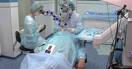 Intervenția chirurgicală de cataractă
