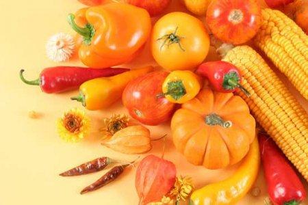 Legume care conțin beta-caroten, Foto: 7mednews.ru