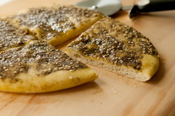 Lipie cu zaatar, Foto: rabbipeterradvanszki.files.wordpress.com
