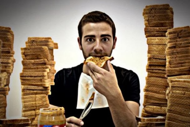 Mâncatul compulsiv pe fond nervos, Foto: laanticlase.blogspot.ro
